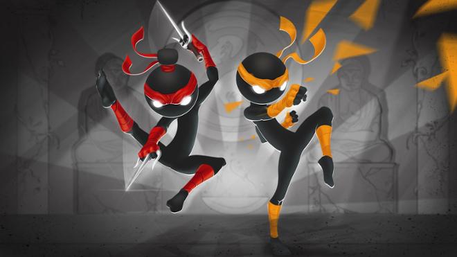 screenshot Sticked man fighting