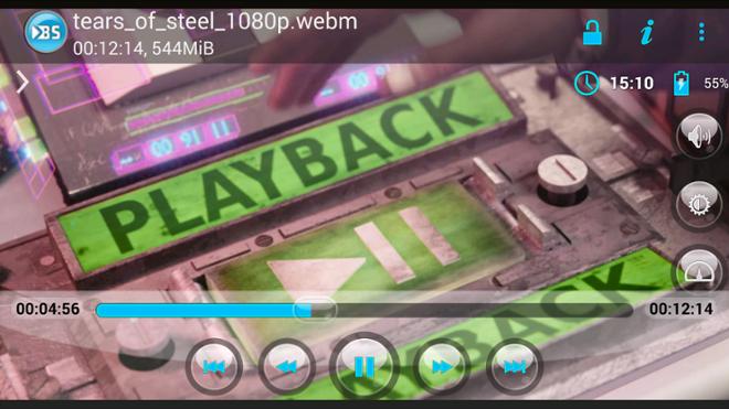 screenshot BSPlayer