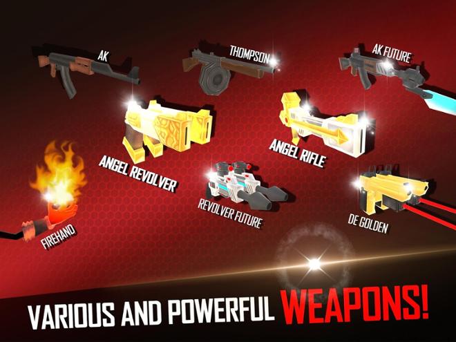 screenshot Sniper shooter stickman 3: Fury