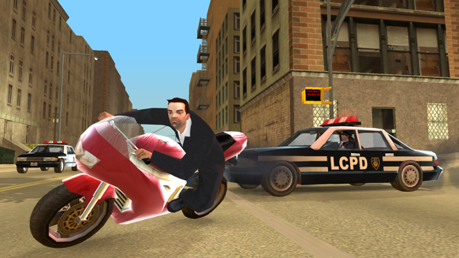 screenshot GTA3
