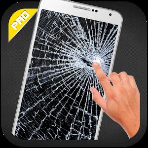 Иконка Разбитый Экран для Андроид