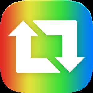 Иконка Инстаграм Репост для Андроид