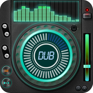 Иконка dub music player
