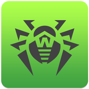 icon dr web security space