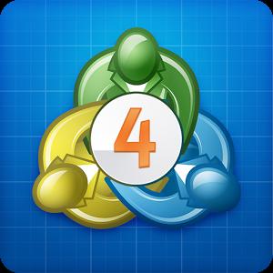 Иконка Metatrader 4 - платформа для торговли на бирже ...