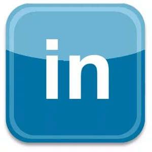 Иконка LinkedIn - поиск работы, приложение для Андроид