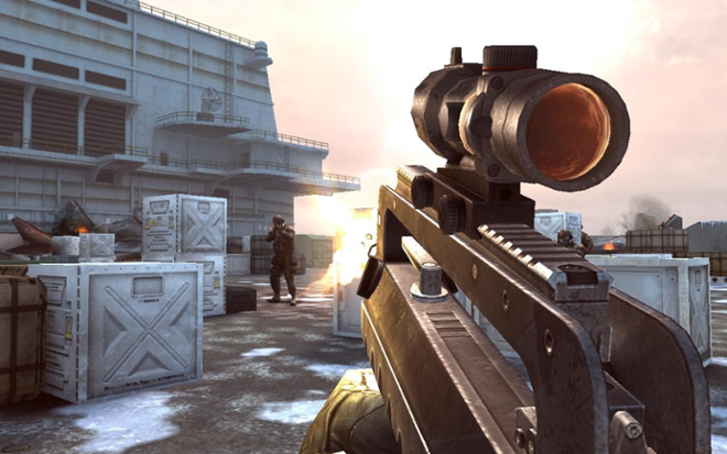 screenshot Modern Combat 3
