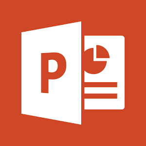 Иконка Скачать Powerpoint на Андроид