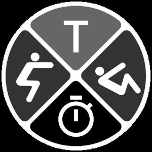 Иконка Табата. Интервальные тренировки