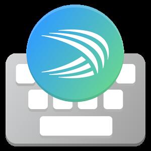 Иконка Swift Key - умная клавиатура для Андроид