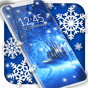 Иконка Winter Snow Wallpaper
