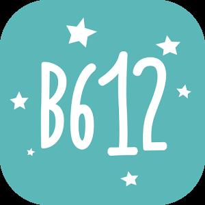 Иконка B612 - программа для селфи
