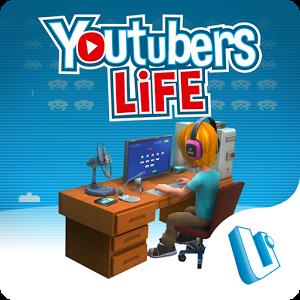 Иконка Обзор симулятора Youtubers life для Андроид