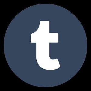 Иконка Обзор приложения Tumblr для Андроид