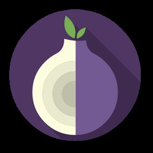 Иконка Orbot - безопасный браузер для Андроид