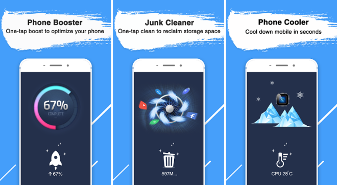 screenshot turbo cleaner
