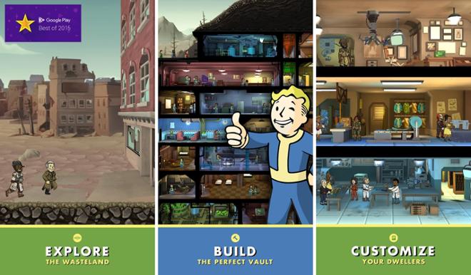 screenshot Fallout Shelter
