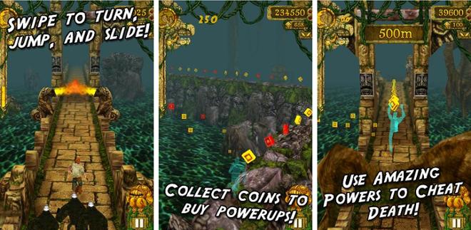 screenshot Temple Run