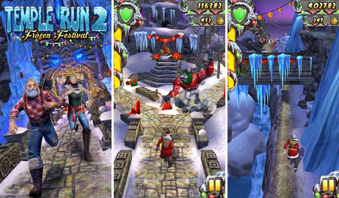screenshot Temple Run2