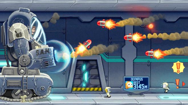 screenshot Jetpack Joyride