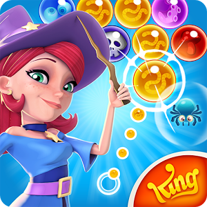 Иконка Bubble Witch Saga 2