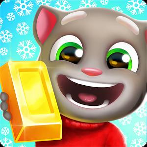 Иконка Говорящий Том - Бег За Золотом на Андроид