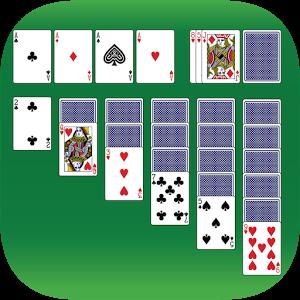 Иконка Solitaire - карточный пасьянс