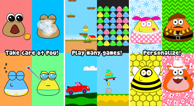 screenshot Pou