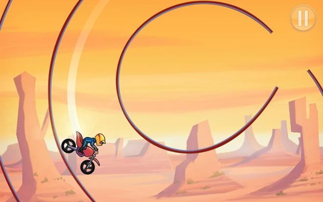 screenshot Bike Race