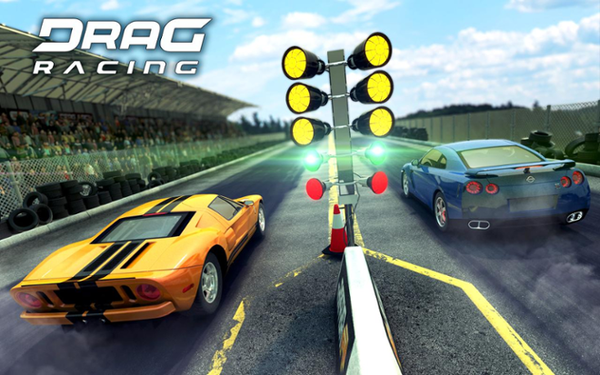 screenshot Drag Racing Classic