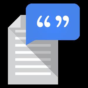 Иконка Обзор синтезаторов речи для Андроид