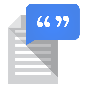 icon Синтез речи от Google