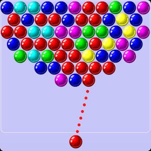 Иконка Обзор игр Bubble Shooter для Андроид
