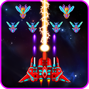 Иконка Стрелялка Galaxy Attack Alien Shooter