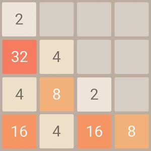Иконка Игра-головоломка 2048 для Андроид