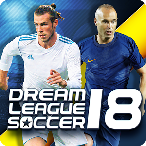 Иконка Dream League Soccer для Android