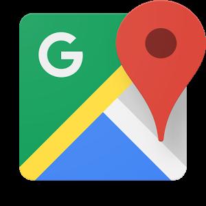 Иконка Google Maps для Android