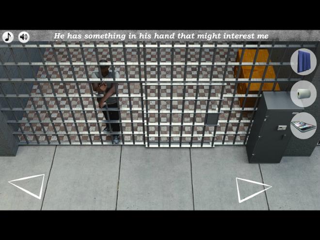 screenshot Побег из тюрьмы