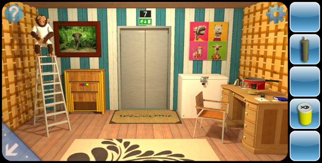 screenshot Can You Escape 2