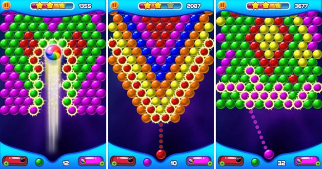 screenshot Bubble Shooter 2