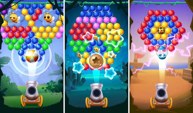 screenshot Bubble Shooter Retooldirox