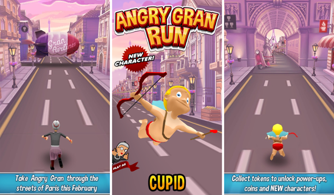 screenshot Angry Gran
