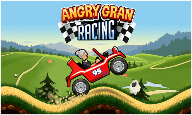 screenshot Angry Gran Racing