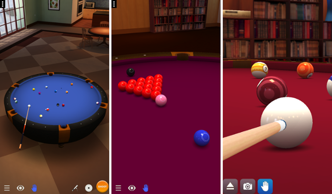 screenshot Pool Break Pro