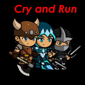 Иконка Cry And Run