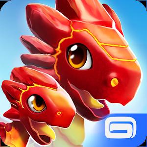 Иконка Симулятор Dragon Mania для Android