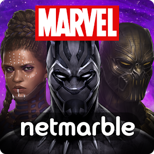 Иконка MARVEL Future Fight для Android