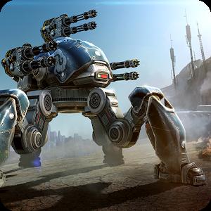 Иконка Игра War Robots для Android
