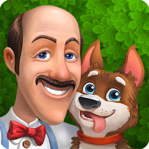 Иконка Игра Gardenscapes для Android