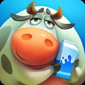 Иконка Township Город и Ферма - симулятор фермера и гр...